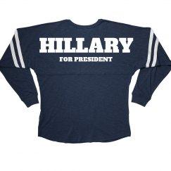 Hillary For President Billboard