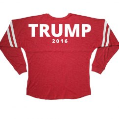 Pro Trump 2016 Billboard Jersey