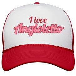 I love Angioletto