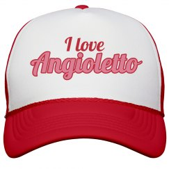 I love Angioletto