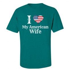 Love my a american wife