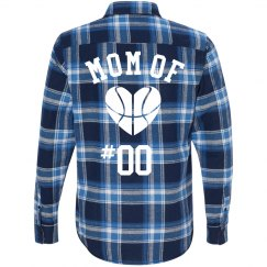 Trendy Custom Basketball Mom