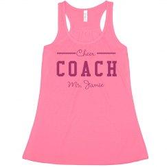 Ms. Cheer Coach