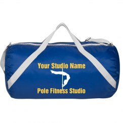 Pole Fitness Promo Bag