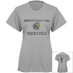 HFL Track Thrower's Shirt- Women