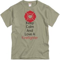 Keep Calm-Fire (short)