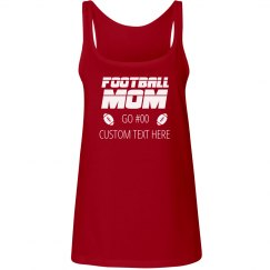 Football Mom Sports Fan Tank
