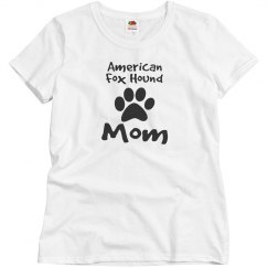 American Foxhound Mom