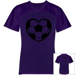 Youths Football Tee