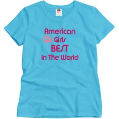 American Girls Pride
