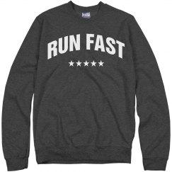 Run Fast Sweatshirt