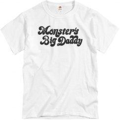 Monster's Big Daddy Men's Tee