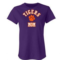 Tigers Mom Tee
