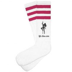 Camming Babe Socks