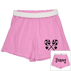 Yummy Cheer Shorts