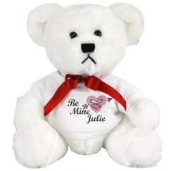 Be Mine Teddy Design