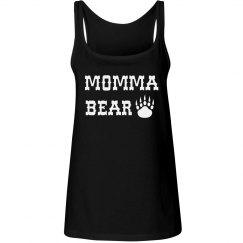 Momma Bear Relaxed Fit Tank