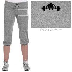Work Crop Pants