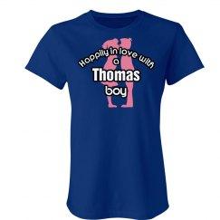 Loving a Thomas boy