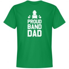 Proud  Band Dad