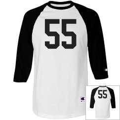Sports number 55