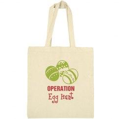 Operation Egg Hunt Easter Bag