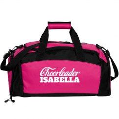 Isabella. Cheerleader
