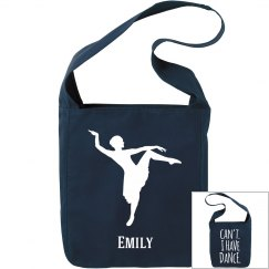 Emily. Ballet bag