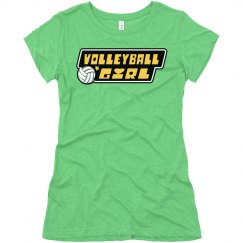 Super Volleyball Girl