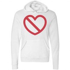 No Love Hoodie