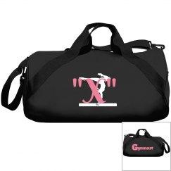 Monogram your gymnast bag