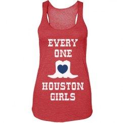 Everyone loves Houston girls