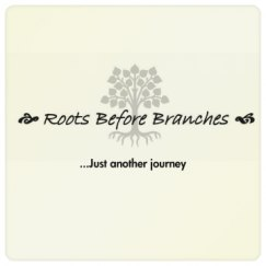 Roots Before Branches Coaster