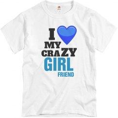 Love my crazy Girlfriend!