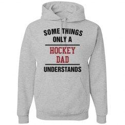 Hockey dad understands