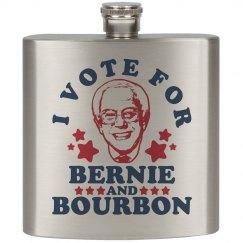 Vote Bernie and Bourbon