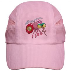Pink Mosquito themed hat COOL!!!