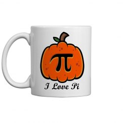 Pumpkin Pi And Coffee
