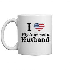 Love my american husband