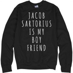 Jacob Sartorius Is My Boyfriend Sweater Multiple Colors