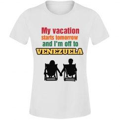 my vacation