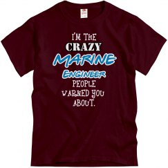 Crazy Marine Engineer
