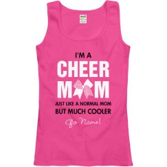 Cheer Mom Bow