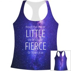 Fierce And Little All Over Print