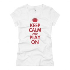 Keep Calm & Play On