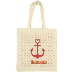 Nautical Tote Bags School