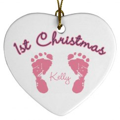 Kelly's 1st Christmas