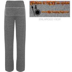 Flame Fleece Pants