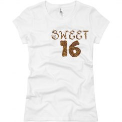 Sweet 16 Tee