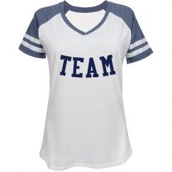 Sporty Team Shirt
